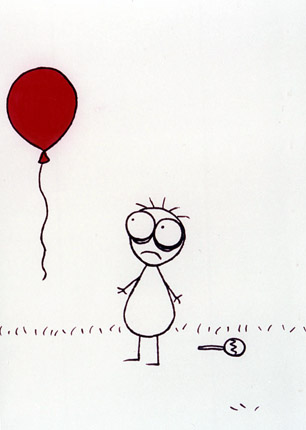 billy's balloon by don hertzfeldt